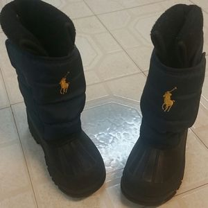 Polo by Ralph Lauren snow boots excellent cond